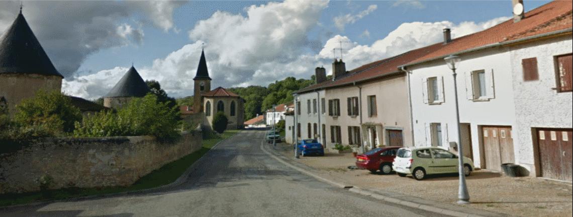 haut du village